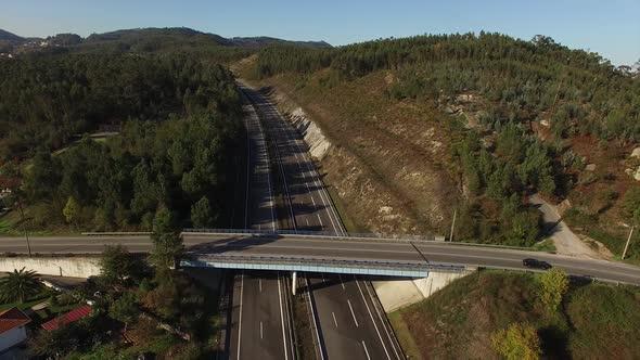 VideoHive Bridge Crossing Highway 19015715
