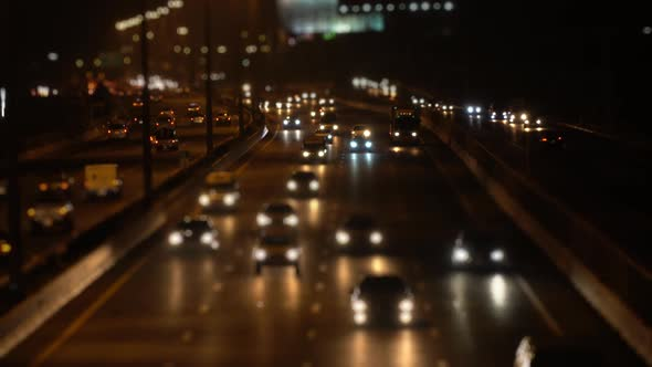VideoHive Speed Car On Road 19136402