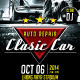 Car Classic Flyer - GraphicRiver Item for Sale