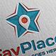 Fav Places Logo - GraphicRiver Item for Sale