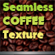 Seamless Coffee Beans Texture - GraphicRiver Item for Sale