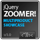 Zoomer jQuery Products Showcase - with Lightbox