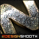 12 Realistic 3D Metal Styles + Actions - GraphicRiver Item for Sale