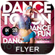 Dance To Fun Flyer - GraphicRiver Item for Sale