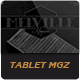 Melville Tablet Magazine Template - GraphicRiver Item for Sale