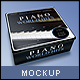 CD Metal-Box Mock-up - GraphicRiver Item for Sale