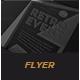 The Retro Event Flyer - GraphicRiver Item for Sale