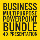 4 x Powerpoint Collection - GraphicRiver Item for Sale