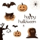 Halloween Element Set - GraphicRiver Item for Sale