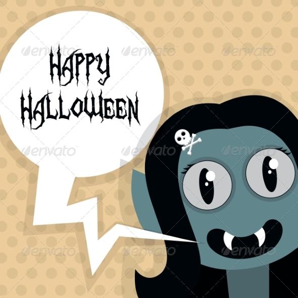 GraphicRiver Happy Halloween Poster 8473074