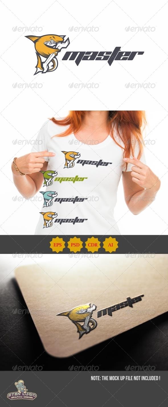 GraphicRiver Master Logo 8467915