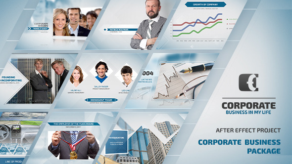 Corporate Business Package