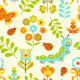 Seamless Pattern For Spring - GraphicRiver Item for Sale