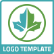 Green Leaf Nature Logo - GraphicRiver Item for Sale