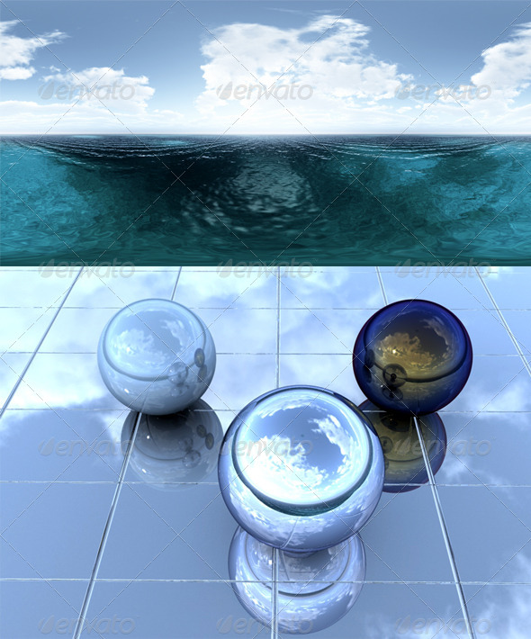3DOcean Sea 158 8474221