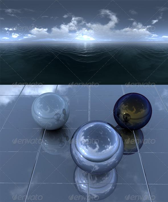 3DOcean Sea 159 8474237