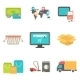 eCommerce Icon Set - GraphicRiver Item for Sale