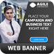 Creative Multipurpose Web Banner Vol 5 - GraphicRiver Item for Sale