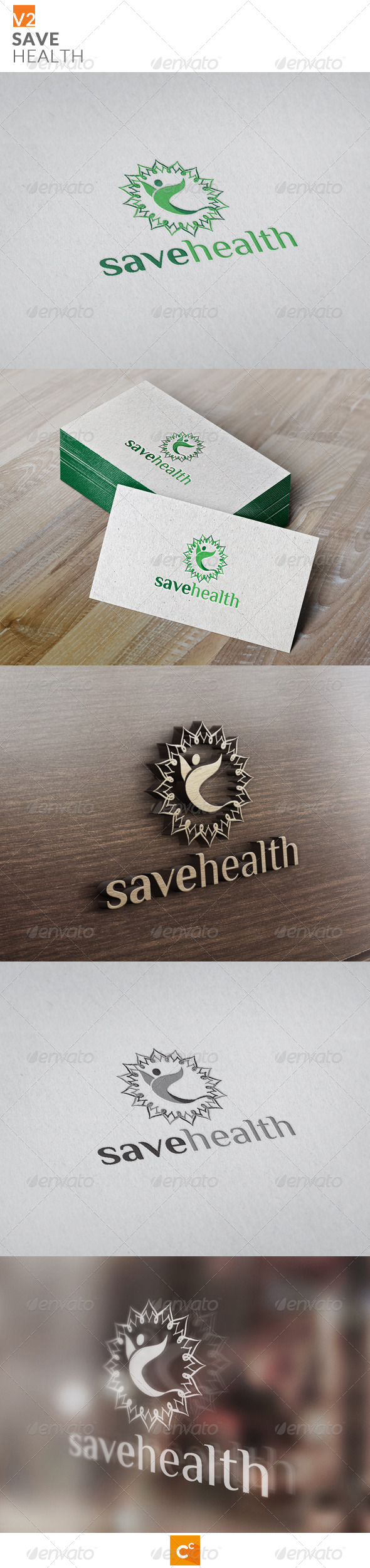 GraphicRiver Save Health v2 8485806