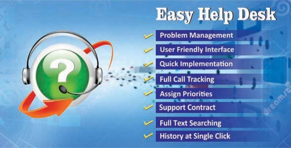CodeCanyon Easy Help Desk 8485853