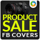Product Sale Facebook Covers - GraphicRiver Item for Sale