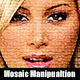 Mosaic Manipulation Photoshop Action - GraphicRiver Item for Sale