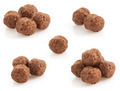 cereal chocolate balls on white - PhotoDune Item for Sale