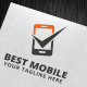 Best Mobile Logo Template - GraphicRiver Item for Sale