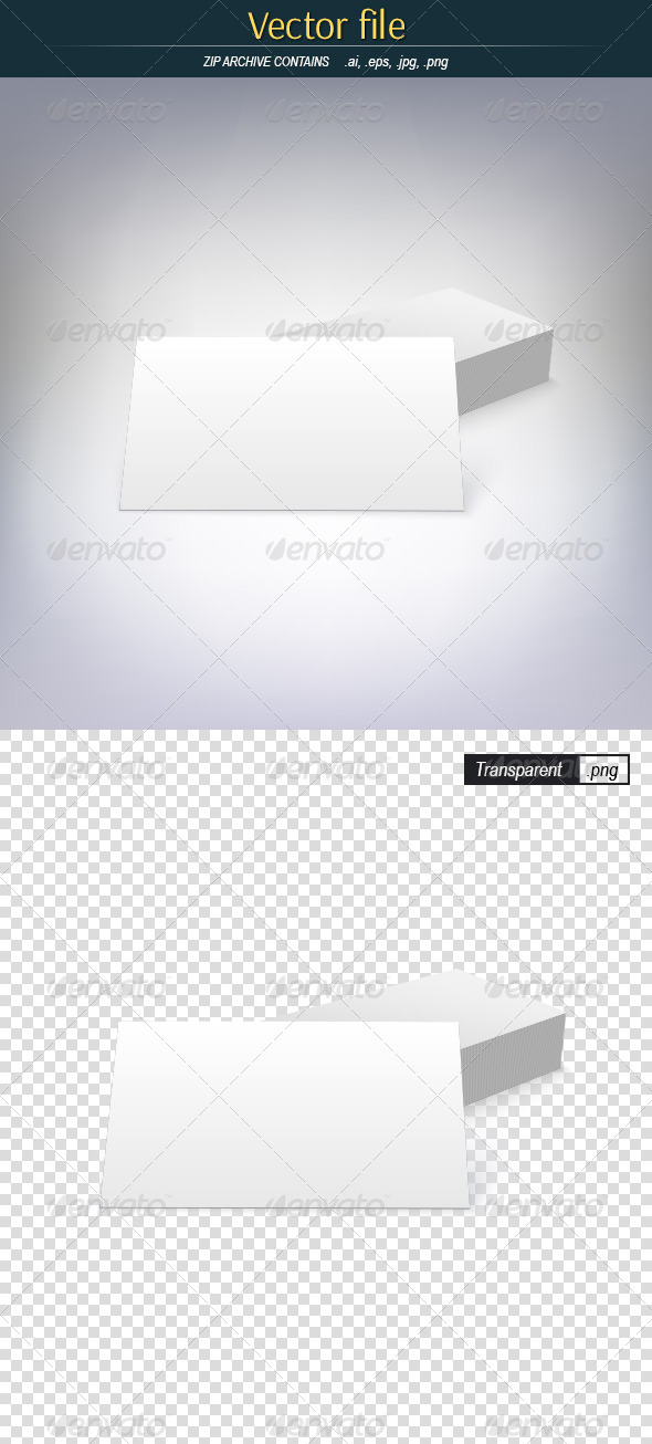 GraphicRiver Business Card Template 8487062