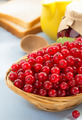 red currants in bowl - PhotoDune Item for Sale