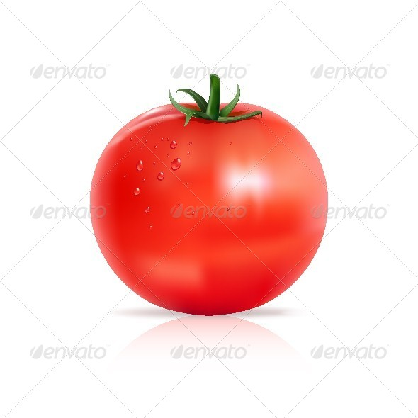 GraphicRiver Tomato 8487100