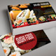 Sushi Food Business Card 02
