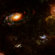 Beautiful Space Abstraction - VideoHive Item for Sale