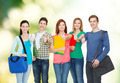 group of smiling students standing - PhotoDune Item for Sale