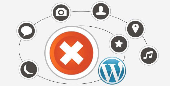 Path Style Menu - WordPress - CodeCanyon Item for Sale