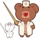 Bear Doctor - GraphicRiver Item for Sale