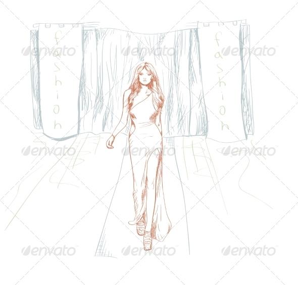 GraphicRiver Fashion 8488441