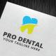 Pro Dental Logo Template - GraphicRiver Item for Sale