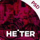 Heiter - Fresh Design. Excellent for Business