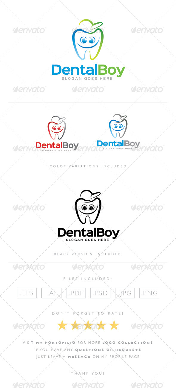 GraphicRiver Deltal Boy 8489352