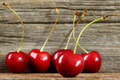 Cherries in a row - PhotoDune Item for Sale