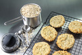 Oatmeal cookies on cooling rack - PhotoDune Item for Sale