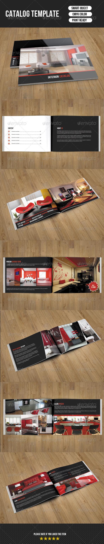 GraphicRiver Interior Catalog 8491069