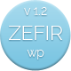 Zefir - Simple and Clean WordPress Blog Theme - ThemeForest Item for Sale