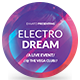 Electro Dream Flyer - GraphicRiver Item for Sale