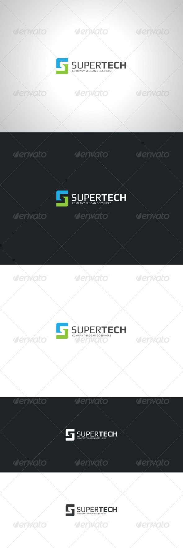 GraphicRiver S Letter Logo Template 8492798