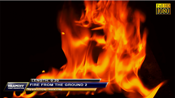 Fire From The Ground 2