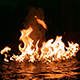 Fire From The Water - VideoHive Item for Sale