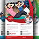 Fitness Flyer - Gym Flyer - GraphicRiver Item for Sale