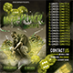 Hip Hop Album Mixtape CD Cover Template - GraphicRiver Item for Sale